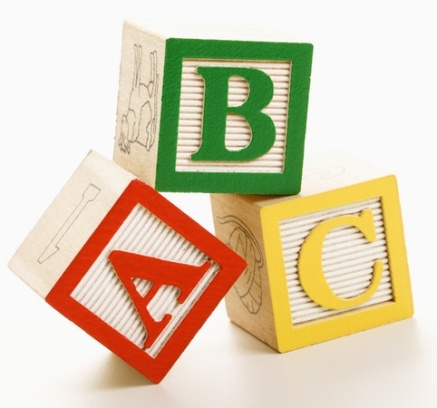 Building Blocks With Alphabet