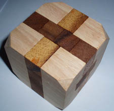 Craft Wood Puzzle Pieces