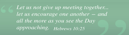 hebrews1025