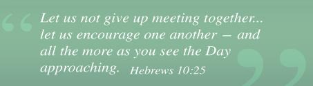 hebrews1025