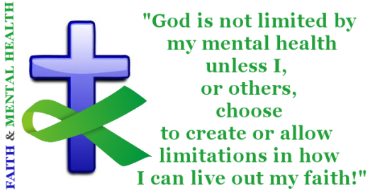 Image result for faith mental health
