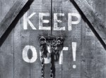 12019787-closeup-of-keep-out-sign-on-wooden-door