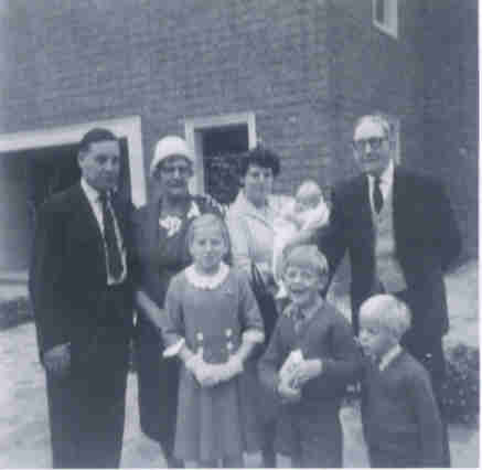 Clives Christening 1966 -2